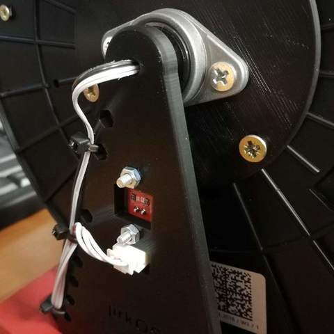 615736557a5bb2d6edb6ce33c05563ba_display_large.jpg Télécharger fichier STL gratuit Horloge à bobine à filament • Design pour imprimante 3D, marigu