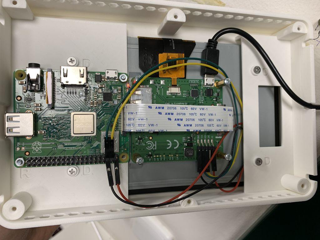 6b6bf945b1f25bed781266a74297f16b_display_large.jpg Télécharger fichier STL gratuit Présentoir Raspberry Pi • Design pour imprimante 3D, marigu
