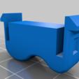 Download free 3D printer designs Hyundai i30 (2017) cup holder, marigu