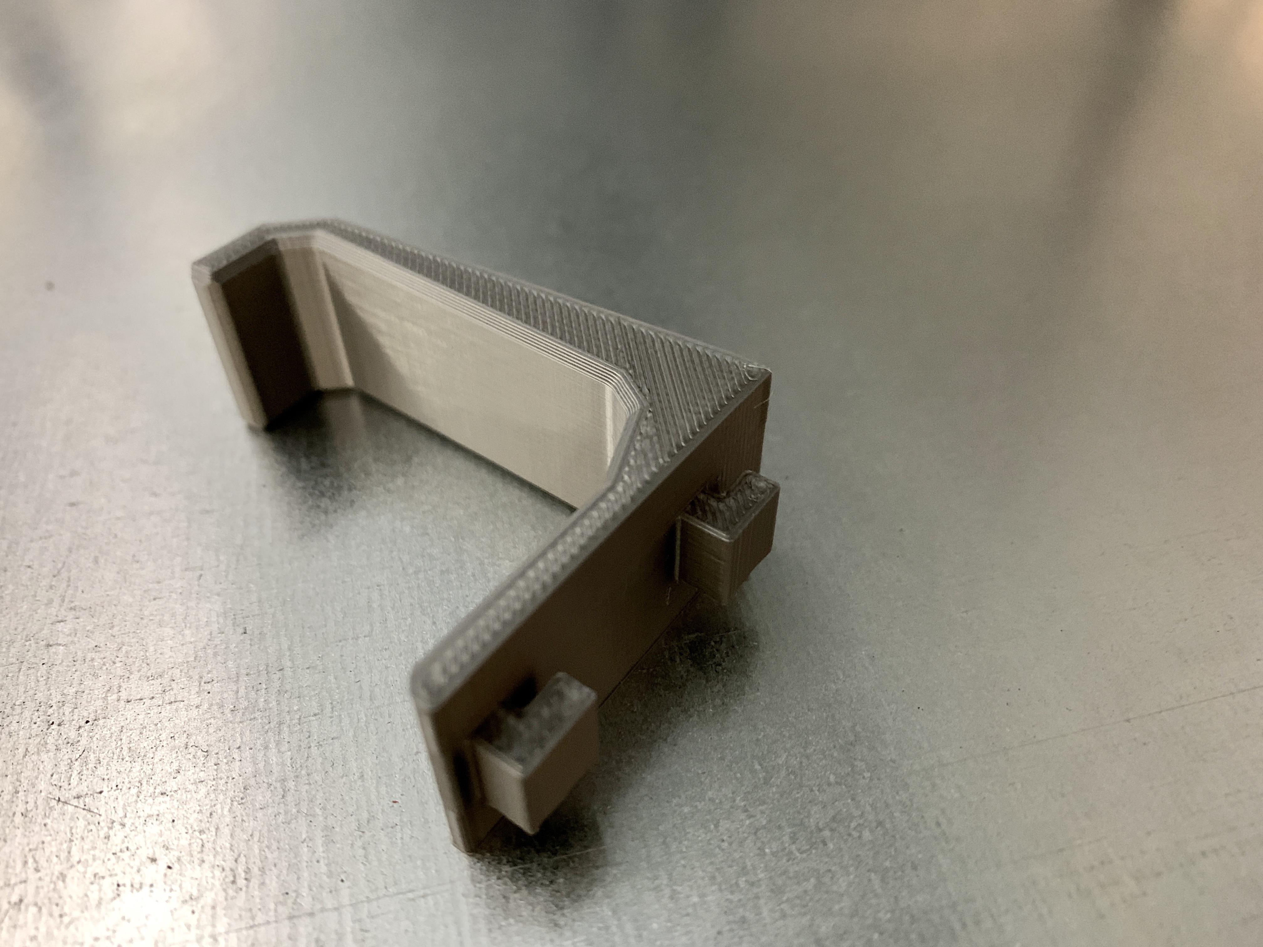 IMG_3768.jpg Download free STL file Rack hook • 3D print template, marigu