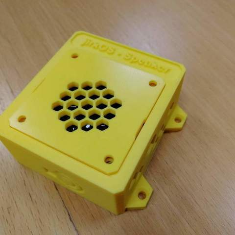 Download free 3D print files Dell Speaker bracket, marigu