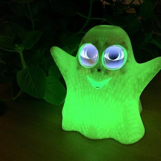 IMG_2962.jpg Download free STL file Cute Ghost • 3D print template, marigu