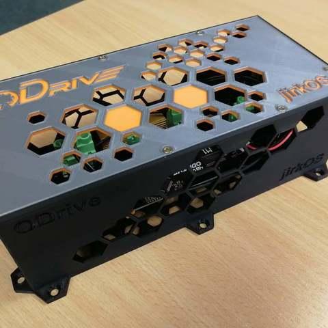Télécharger fichier impression 3D gratuit Étui de protection ODrive, marigu