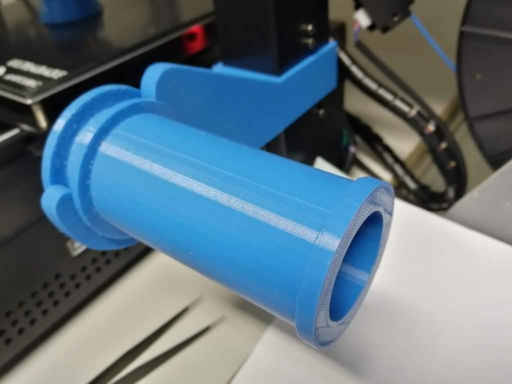 7023a6aeae033558667256e53118a75d_display_large.jpg Télécharger fichier STL gratuit Porte-bobine pour Anycubic I3 Mega - étendu • Plan pour imprimante 3D, marigu