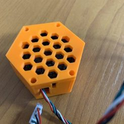 Download free 3D printer templates Another Dell speaker holder, marigu