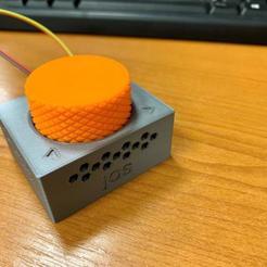 IMG_6882.jpg Télécharger fichier STL gratuit Boîtier de l'amplificateur PAM8403 • Design pour imprimante 3D, marigu