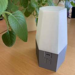 Download free 3D printing files Smart beacon for smart warehouse, marigu