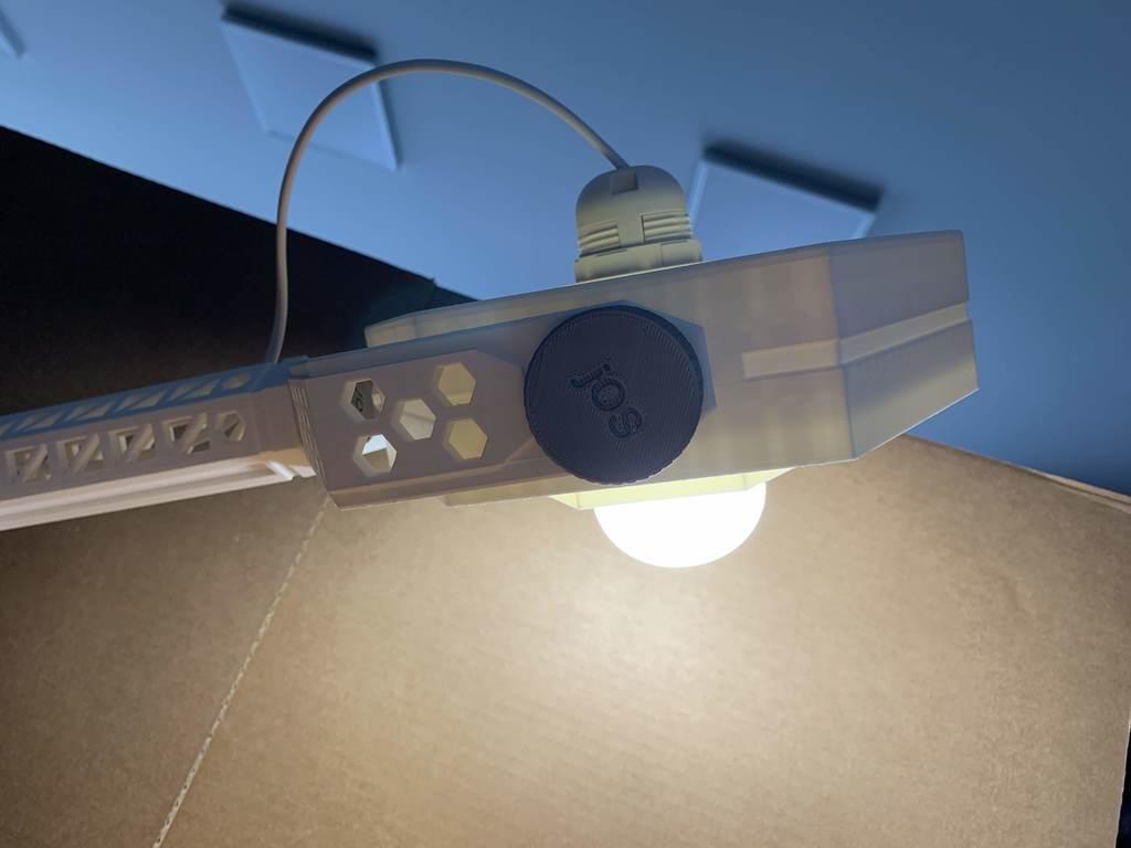 d55a0d83a8c8ea443337763ab10634cc_display_large.jpg Download free STL file HexaSpot Lamp v1 • 3D printing object, marigu