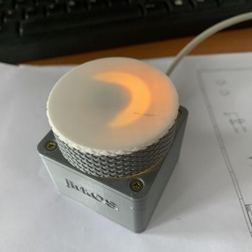 IMG_3880.jpg Download free STL file Smart knob • 3D printing object, marigu