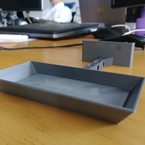 Download free 3D printing files Soap dispenser tray, marigu