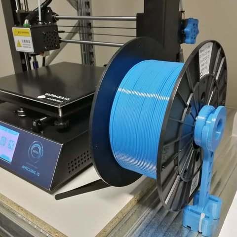 6d3e51890b43aac57df3ae3fda3a79be_display_large.jpg Télécharger fichier STL gratuit Porte-bobine pour Anycubic I3 Mega - étendu • Plan pour imprimante 3D, marigu