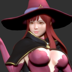 Download 3D print files The Witch, nlsinh