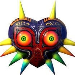 Download free STL file zelda majoras mask, ptithdvideo