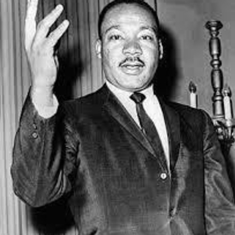 Download free 3D printing templates Martin Luther King, ptithdvideo