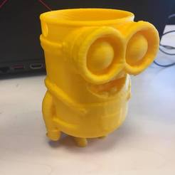 61238635_858930187775200_5146391399326810112_n.jpg Download STL file Minion_Dave • 3D printing object, arthurfavre