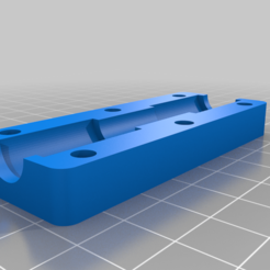 Robo_3D_R1_Y_Axis_Pillow_Block.png Télécharger fichier STL gratuit Robot 3D R1 Y Axis Pillow Block LM8UU • Plan à imprimer en 3D, makotosan