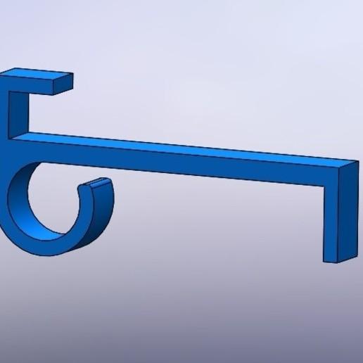 Passe cable.jpg Télécharger fichier STL gratuit Passe cable • Modèle à imprimer en 3D, Cody_30