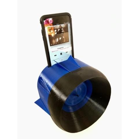 Free 3D printer model Sky Turbine Sound Dock, jps4you