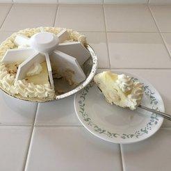 Objet 3D gratuit Trancheuse à tarte, jps4you
