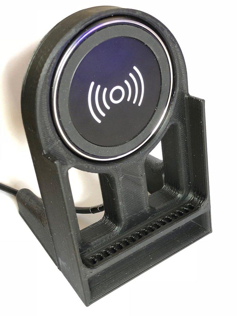 da84ba5bc419b4f7d6b5f904d07ce4db_display_large.jpg Download free STL file Anker Qi passive amp phone stand • 3D print model, jps4you