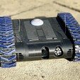 Descargar archivos STL gratis FPV-Rover V2.0 (Tanque), Markus_p