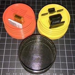 Descargar modelos 3D gratis Soporte para tarjeta Micro SD, Markus_p