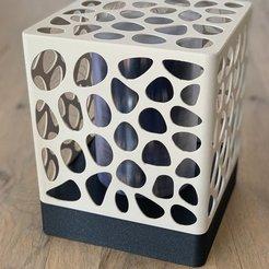 Free 3D model Printable LED Lamp, Markus_p