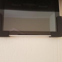 Télécharger fichier STL gratuit Support mural pour tablette • Plan pour imprimante 3D, 3DDDPrinting
