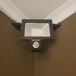 LED Motion Sensor.jpg Download free STL file LED Motion Sensor Holder • Object to 3D print, 3DDDPrinting