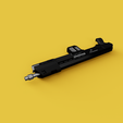 Télécharger fichier imprimante 3D Le juge Dredd Widowmaker, 3dpropsandreplicas