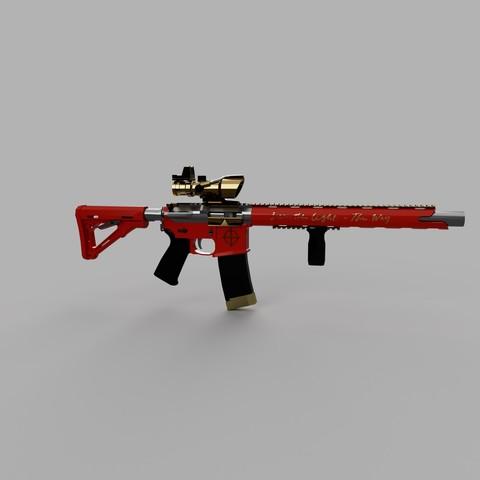 DeadShot Ar Rifle