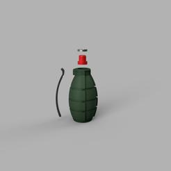 Trooper_grenade_1.png Télécharger fichier STL Grenade de soldat du navire • Design pour impression 3D, 3dpropsandreplicas