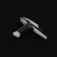 Descargar modelo 3D Star Trek Tipo 1B Blaster, 3dpropsandreplicas