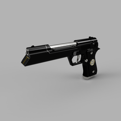 cb344712-d321-4b20-8e82-283e846c47f5.PNG Download STL file Equilibrium Grammaton Cleric Pistol • Object to 3D print, 3dpropsandreplicas