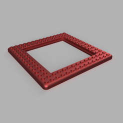 Legosurround_2020-Sep-07_11-44-07AM-000_CustomizedView20061731809.png Download STL file Lego type Lightswitch Surround • 3D print design, 3dpropsandreplicas