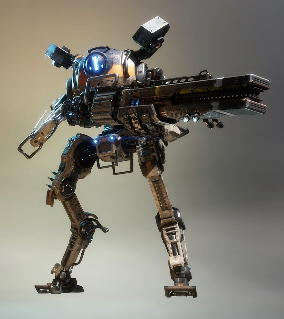 63ae2ce661784938d90515e816bfae73_display_large.jpg Download free STL file Titanfall Northstar • Model to 3D print, Z-mech