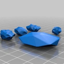 Descargar archivo 3D gratis Piedras del infinito, Z-mech