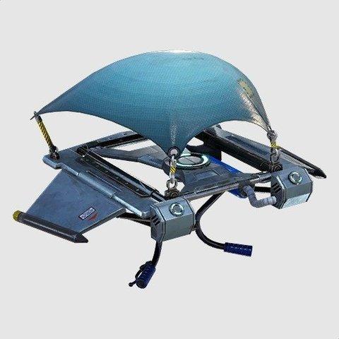 Descargar archivos 3D gratis Planeador Fortnite, Z-mech