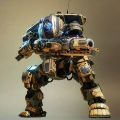 d57dae7168a22b1c4340a7a0daa2a2b7_display_large.jpg Download free STL file Titanfall Scorch • Design to 3D print, Z-mech
