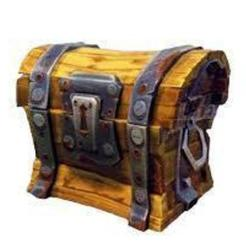 Free 3D printer model Fortnite chest, Z-mech