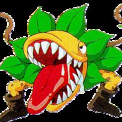 Snap_Dragon.png Download OBJ file Snap Dragon Zelda SNES • 3D print template, EnkilRivera