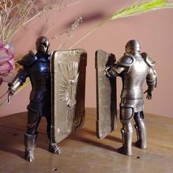 peon.jpg Download OBJ file Ajedrez Medieval - Peon Humano • 3D printing design, EnkilRivera