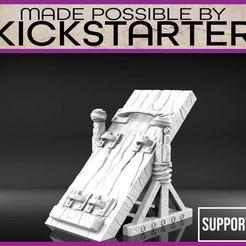 Descargar Modelos 3D para imprimir gratis Mesa de operaciones de Frankenstein - Terreno de dispersión de la mesa, M3DM