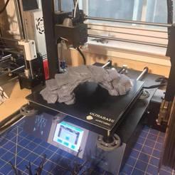Descargar diseños 3D gratis Rock Bridge - Terreno de mesa, M3DM