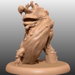 Impresiones 3D gratis Juiblex - Miniatura de mesa, M3DM