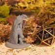 Télécharger fichier STL gratuit Dragonborn - Miniature de table, M3DM