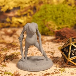 Download 3D printer designs Sorrowsworn - Tabletop Miniature, M3DM