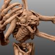 Download free 3D printing models Skeleton King - Tabletop Miniature, M3DM