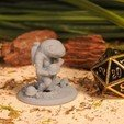 Télécharger fichier impression 3D Grung - Miniature de table, M3DM
