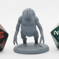 P4290047.JPG Download free STL file Ettercap - Tabletop Miniature • Template to 3D print, M3DM